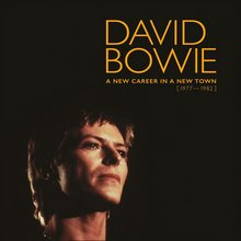 David Bowie: New Career In A New Town 77-82
