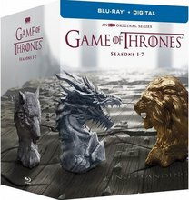 Game Of Thrones  sería 1-7 - Blu Ray