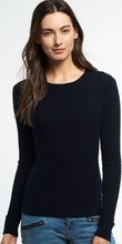 Superdry Luxe Mini Cable Knit peysa