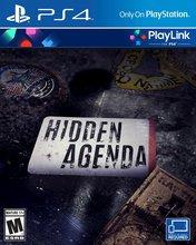 Hidden Agenda PS4 - PlayLink