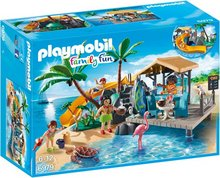 Playmobil Family Fun - Djúsbar á strönd