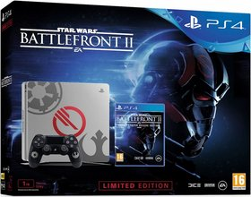 Sony PS4 1TB Star Wars + Battlefront 2