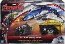 Avengers Cycle Blast þota