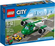 Lego City fraktflugvél
