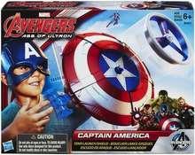 Avengers CAPTAIN AMERICA STAR LAUNCH SHIELD