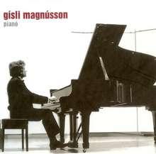 Gísli Magnússon: Píanó