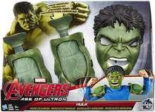 Avengers Hulk vöðvar og gríma