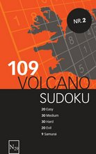 Volcano Sudoku 2