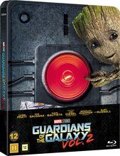 Guardians Of The Galaxy Vol.2 Stálbox - Blu Ray