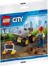 Lego City vörubíll