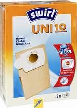 Swirl UNI 10 Paper ryksugupokar