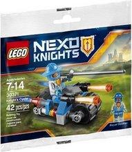 Lego Nexo mótorhjól