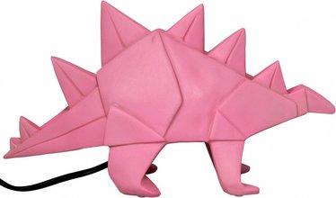 House of Disaster Origami risaeðlu lampi - bleikur