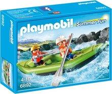 Playmobil Summer Fun - Raftingbátur