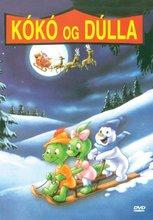 Kókó og Dúlla - DVD