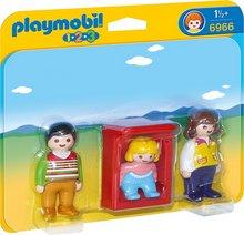 Playmobil 1-2-3 Foreldrar og barn