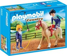Playmobil Country  hestatemjari