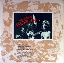 Lou Reed: Berlin
