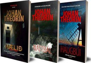 Johan Theorin - pakki