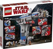Lego SW Resistance Bomber