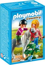 Playmobil Country - Barn á hestbaki