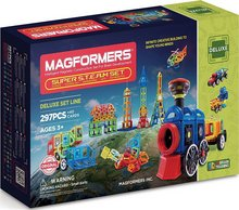 Magformers Deluxe Super S.T.E.A.M.