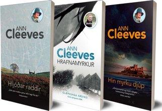 Ann Cleeves - pakki
