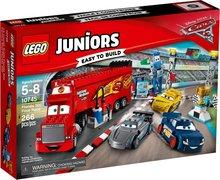 Lego Juniors Florida 500 síðasta keppnin