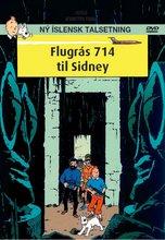 Tinni Flugrás 714 til Sidney