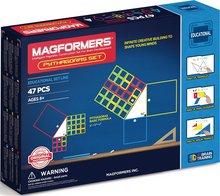 Magformers Deluxe Pýþagóras