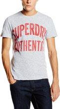 Superdry Authentic Rebel stuttermabolur