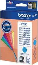 Brother LC223C blátt blekhylki