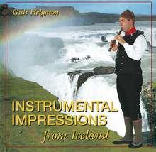 Gísli Helgason: Instrumental Impressions from Iceland
