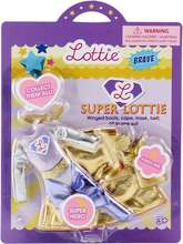 Lottie Superhero fylgihlutasett