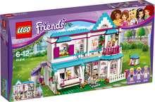 Lego Friends Einbýlishús Stefaníu