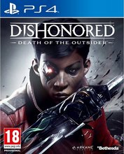 Dishonered Death Of The Outsider PS4