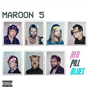 Maroon 5: Red Pill Blues - Deluxe