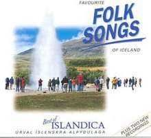 Favourite Folk Songs of Iceland