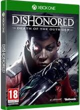 Dishonered Death Of The Outsider Xbox  One
