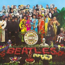 Beatles: Sgt.Peppers Lonely Hearts