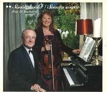 Rut Ingólfsdóttir & Richard Simm: Sónötukvöld