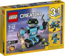 Lego Creator Vélmenni