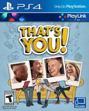 That's You PS4 - PlayLink
