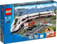 Lego City háhraða farþegalest