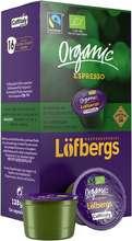 Caffitaly Organic Espresso 16 hylki 128 g