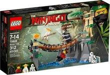 Lego Ninjago - meistarinn fellur
