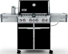 Weber summit E470 gas grill