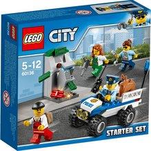 Lego City lögreglu byrjunarsett