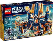 Lego Nexo Knight - Knighton kastalinn