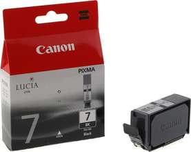 Canon blekhylki PGI-7 svart